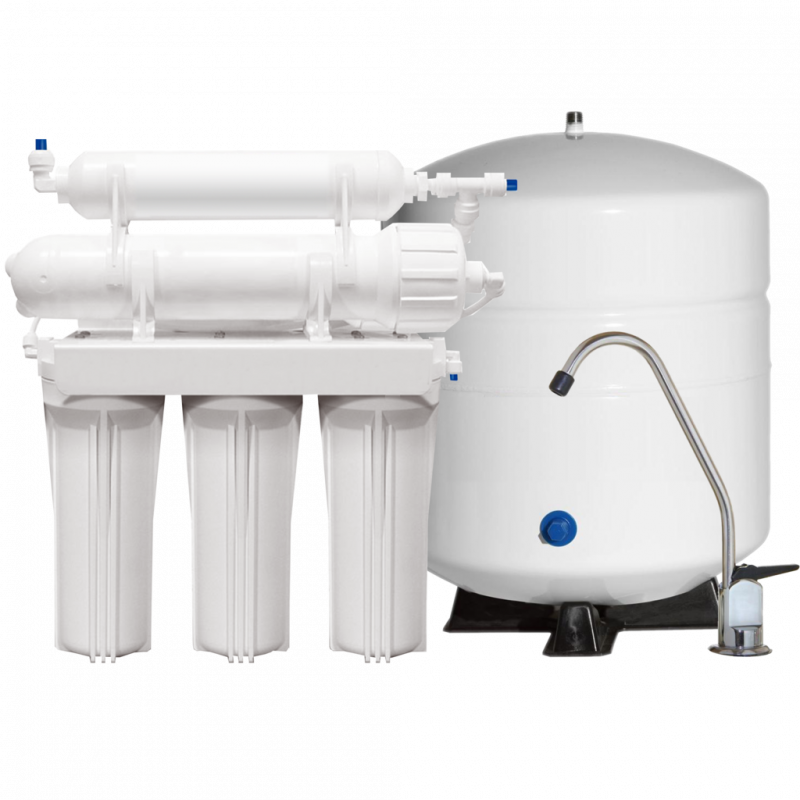 Small Water Filtration system for fixures