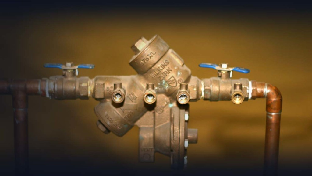Backflow Preventer repair or installation