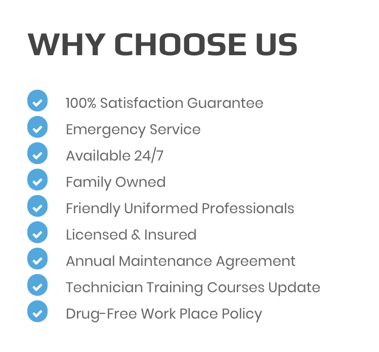 Why Choose Us Trust Rooter